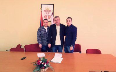 Saradnja sa Pravnim fakultetom Univerziteta u Prištini