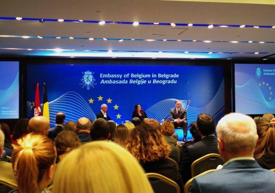 """Panel """"Evropska unija i Srbija: Zajednička sudbina?"""""""