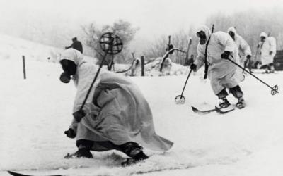 Kada sneg progovori finski