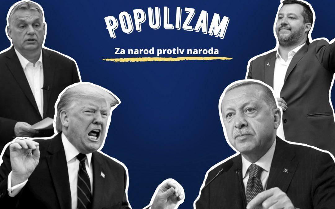 Populizam – Za narod protiv naroda